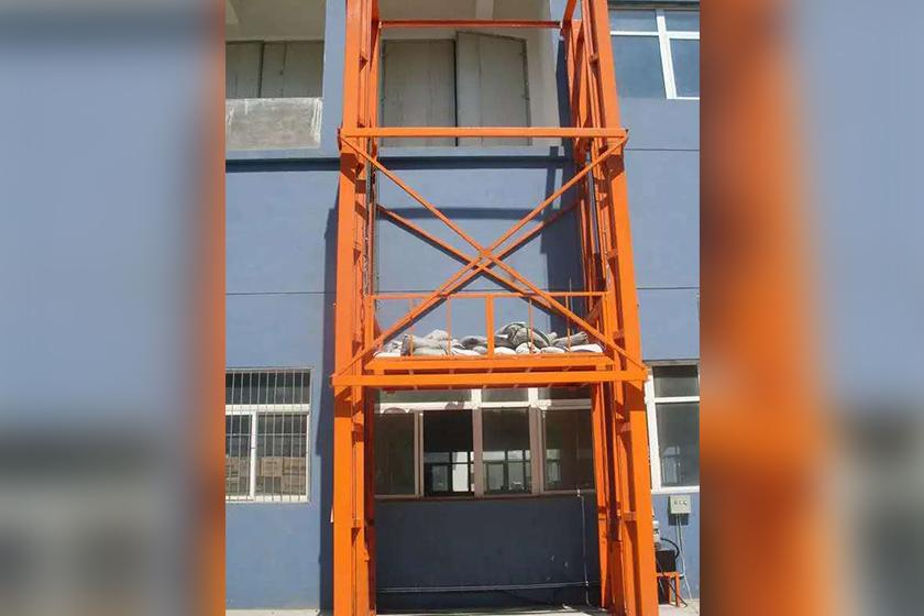 车间升降货梯