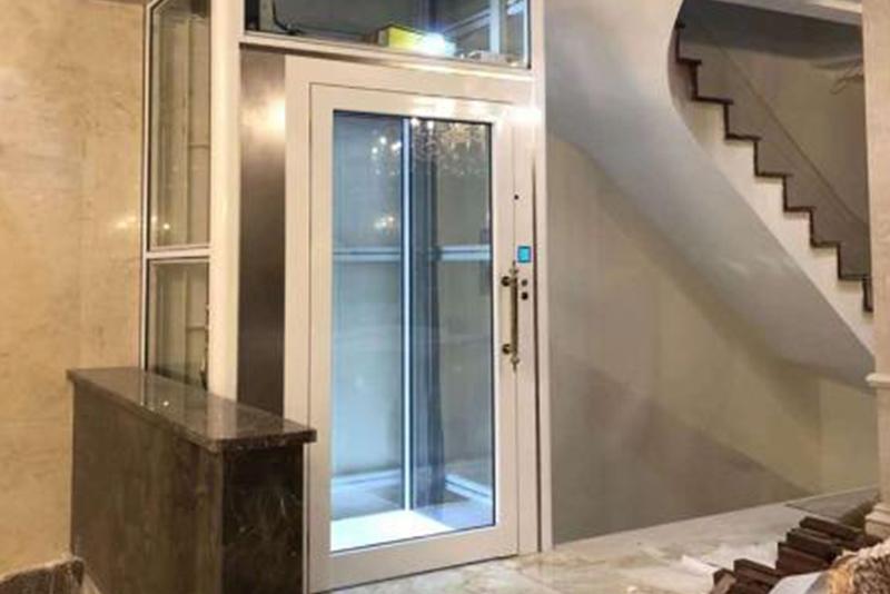 楼道式电梯