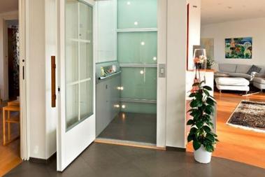 家用小型别墅电梯