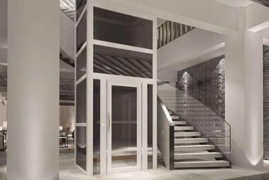螺杆式家用小型电梯