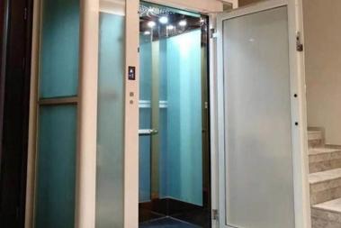别墅室内电梯