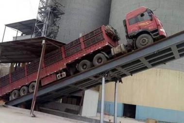 散粮卸车机