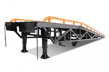 移动机械登车桥